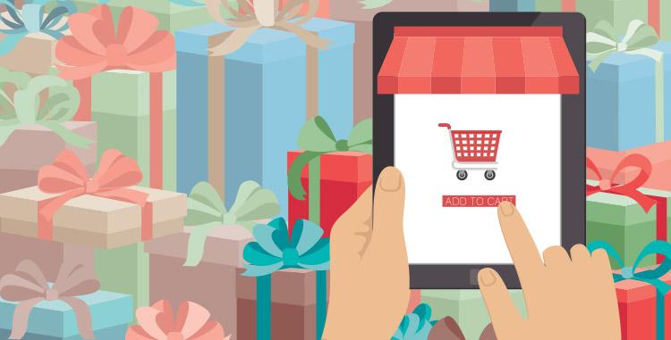 افزایش فروش محصولات اینترنتی
