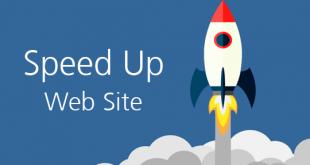 راه های افزایش سرعت سایت