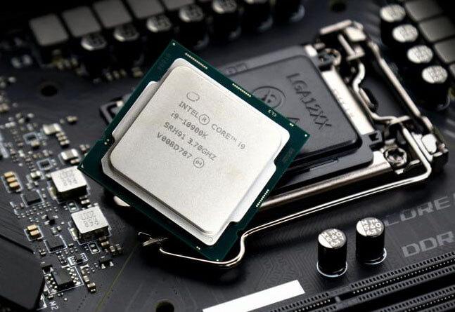 CPU اینتل