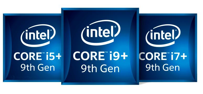 سی پی یو Core i9 اینتل
