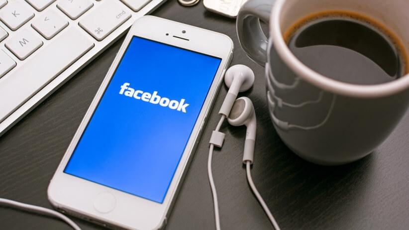 فعالیت در شبکه اجتماعی فیسبوک