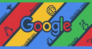درباره الگوریتم های جدید گوگل بیشتر بدانید