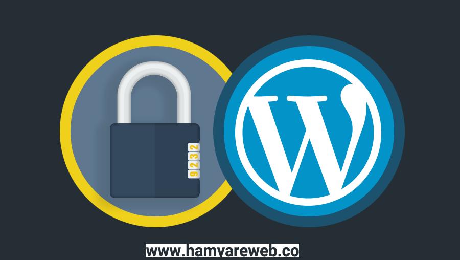 بالا بردن امنیت وب سایت های وردپرسی