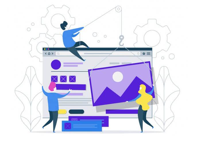 ساخت و طراحی سایت