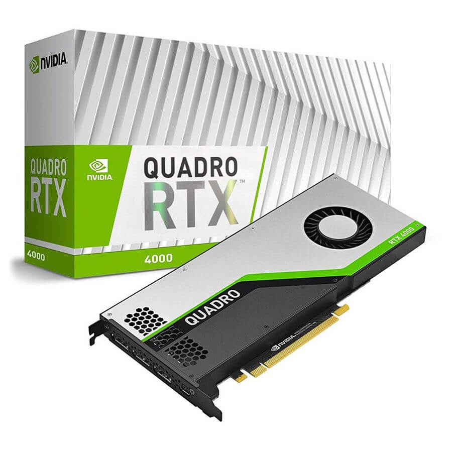 پردازنده گرافیکی Nvidia