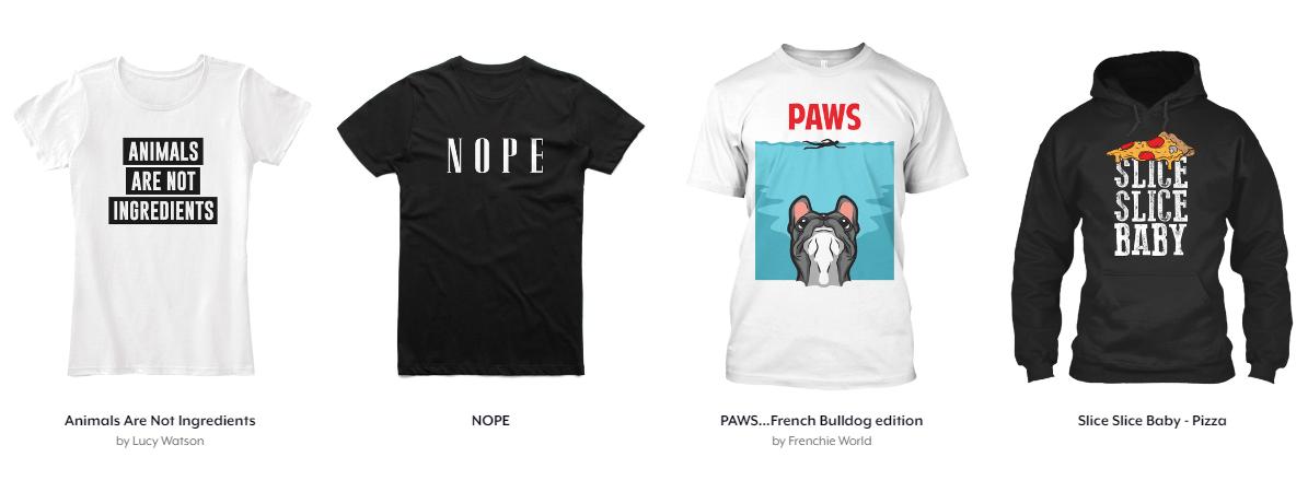 چاپ روی تی شرت