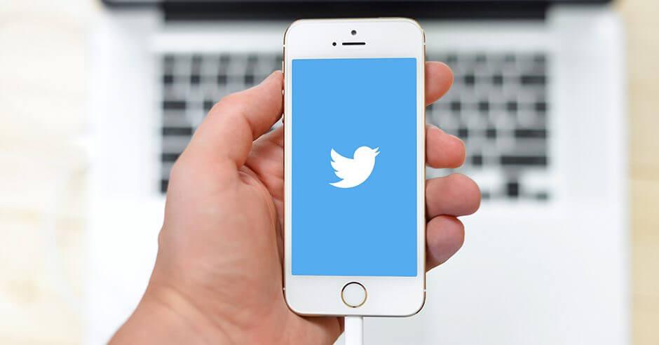 فعالیت در شبکه اجتماعی توئیتر